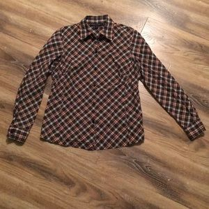 Lafayette 148 New York Button Down Top